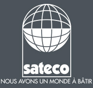 Logo Sateco Footer
